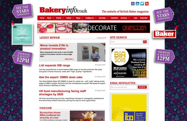 Bakery Info copy
