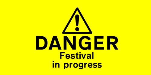 Danger_festival
