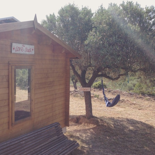 Yoga retreat, Casa de Carrasco, Spain